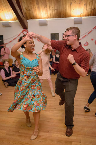 Ann Arbor Valentines Dance: Dance and M&M Competition