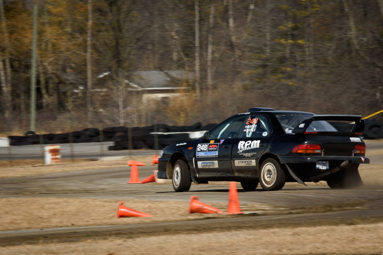 DRSCCA Rallycross Test Marketing Shots